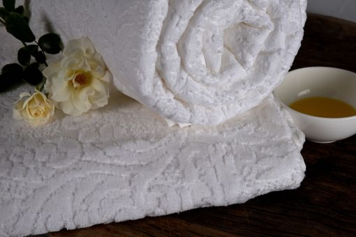 Baroque Spa Towel