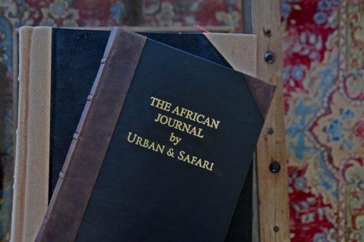 Leather-bound Journals